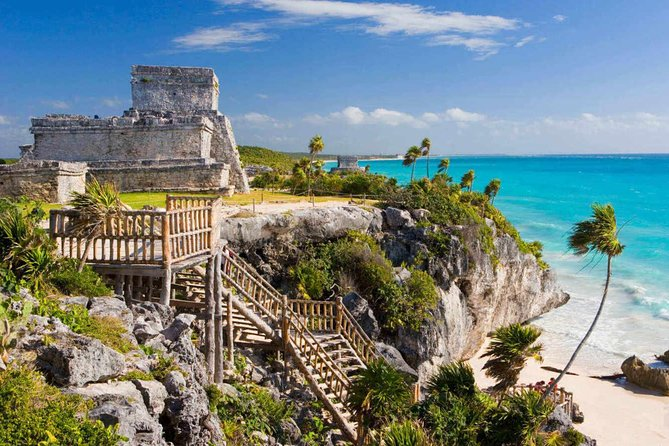 Tulum, Coba, Tamach Ha and Playa del Carmen transport and buffet included