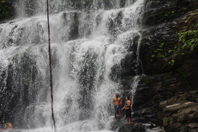 Nauyaca Waterfalls Hiking Tour or in 4x4 ride Tour