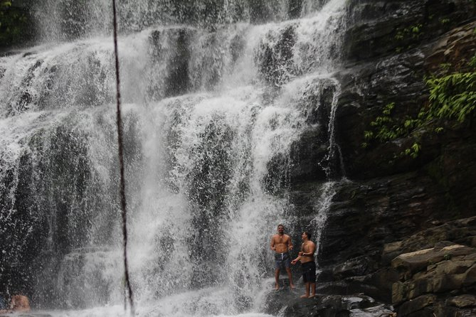Nauyaca Waterfall Hike or 4x4 Ride Tour