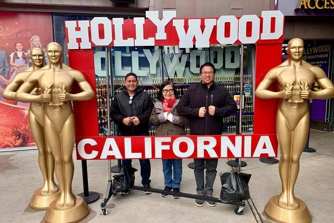 Shared 4 Hours LA Afternoon Tour With Hollywood Sign and Star Homes