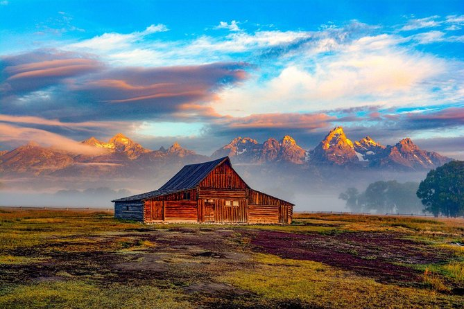 Take a Day Tour of Grand Teton National Park