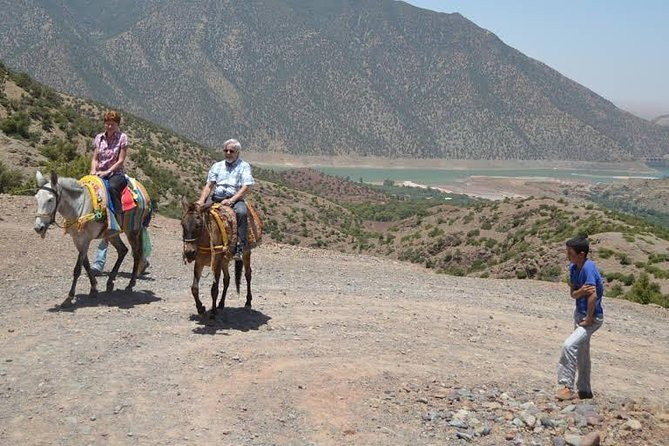 Ouirgane Day Trip Mule trek From Marrakech