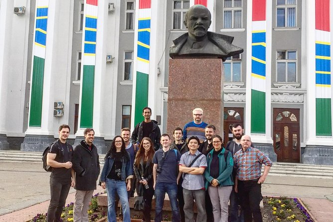 Tiraspol, Transnistria must-see tour - available online livestream version too photo 8