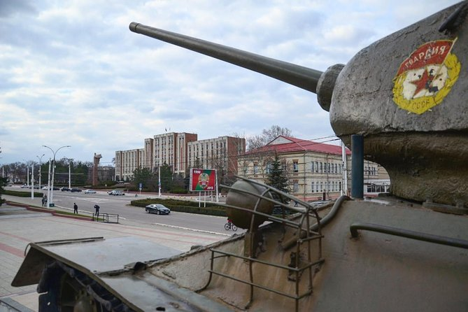 Tiraspol, Transnistria must-see tour - available online livestream version too photo 2