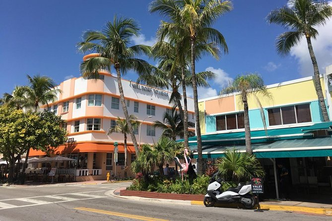 Tour in Art Deco francese a South Beach, Miami Beach