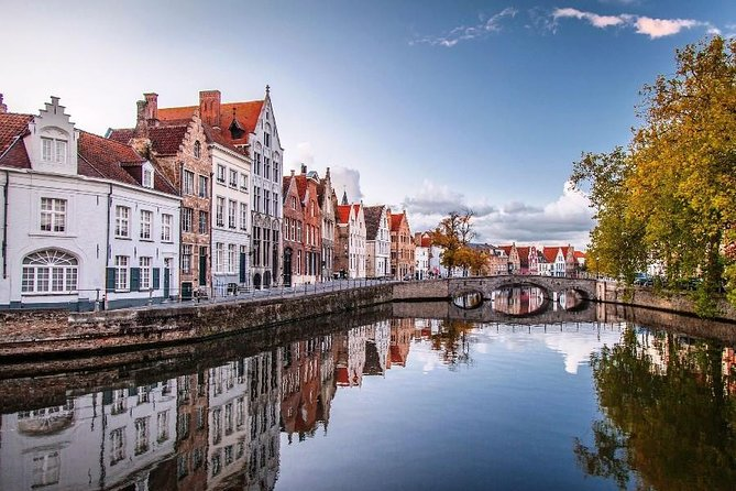 Discover Ghent and Bruges in Private day trip from Brussels Full day