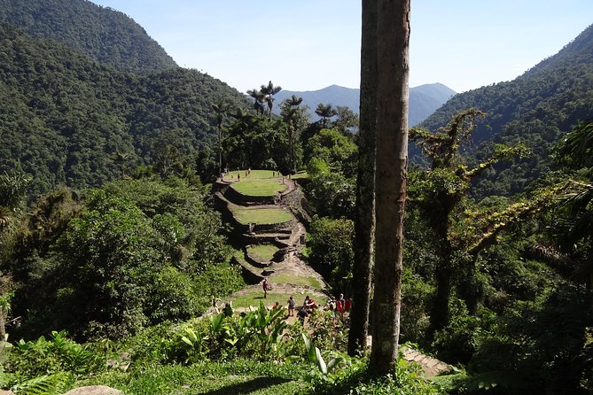 Walk for 4 days to Ciudad Perdida, Santa Marta