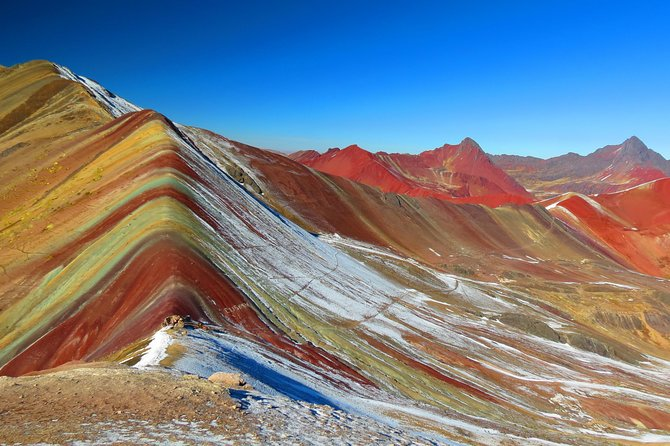 Vinicunca: Mountain of 7 colors - Full day