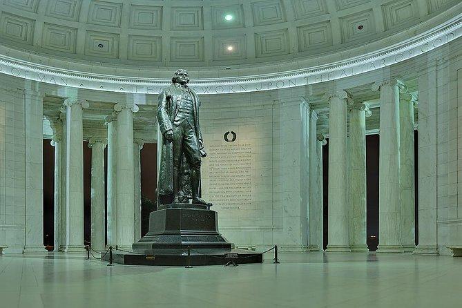 Washington DC Day Tour with Transportation