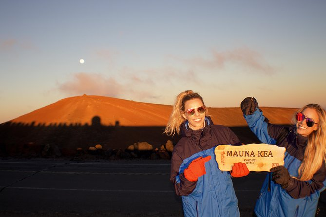 Mauna Kea Summit en Stars Small-Group Adventure Tour Gratis Astro-foto's