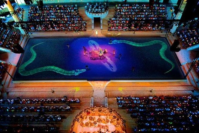 Xcaret Plus from Cancun with Transportation