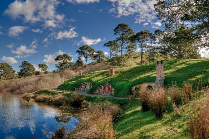 Auckland to Rotorua via Hobbiton Movie Set Tour - One Way