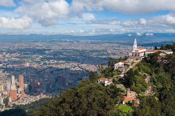 6 hour Private City Tour through Bogotá (Con Monserrate)