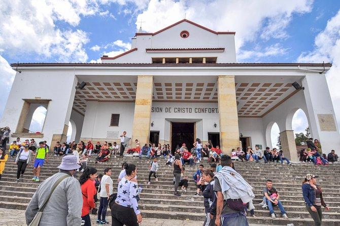 Private tour to Cerro Monserrate in Bogotá