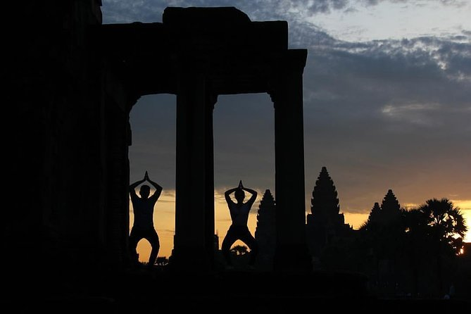 One day Angkor temple with sunrise photo 26