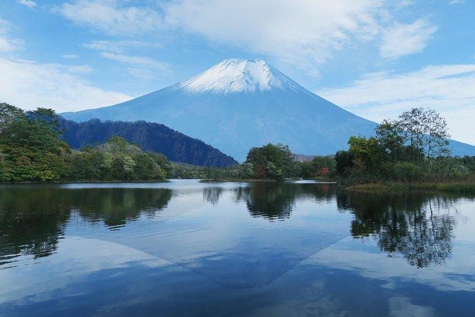 Private Tour to Mt. Fuji 5th Station, Oshino Hakkai & Shopping
