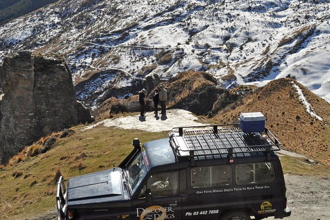 Skippers Canyon Half Day Private 4WD Charter from Queenstown photo 3
