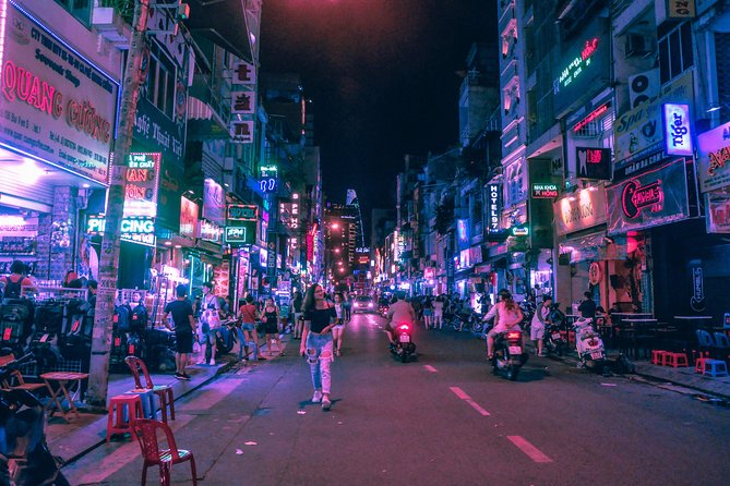 Deep into the Night in Ho Chi Minh City