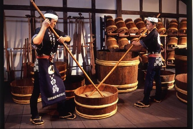 Kobe Walking Tour Including Sake Tasting at Hakutsuru Sake Museum from Osaka photo 1