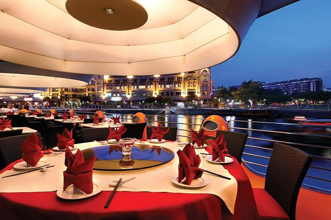 Quayside Seafood Dining in Clarke Quay