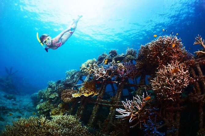 The Charm of east Bali and Blue Lagoon Snorkeling