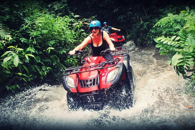 Bali ATV Taro Adventures - 2 Hours ATV Ride