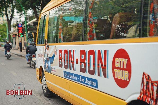 Retro Hop-on-hop-off Bonbon City Tour: A Quick Hop