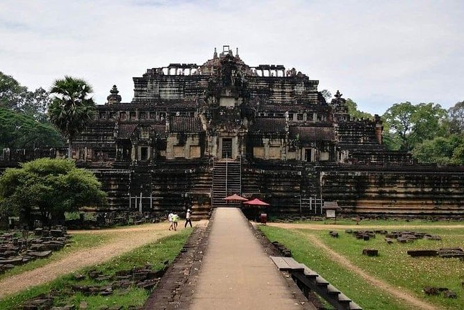 Angkor Wat Sunrise Tour One Day With Lunch And Massage (1h Each)