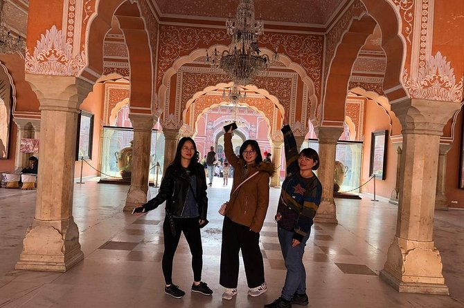 Full Day Jaipur (Pink City) Tour from Delhi by Express Train photo 4