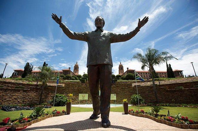 Half Day Pretoria City and Monuments Tour