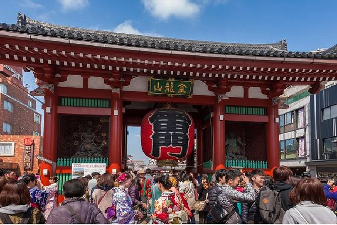 Tokyo Cityrama Morning : Meiji Shrine, Asakusa Temple & Ginza Shopping District