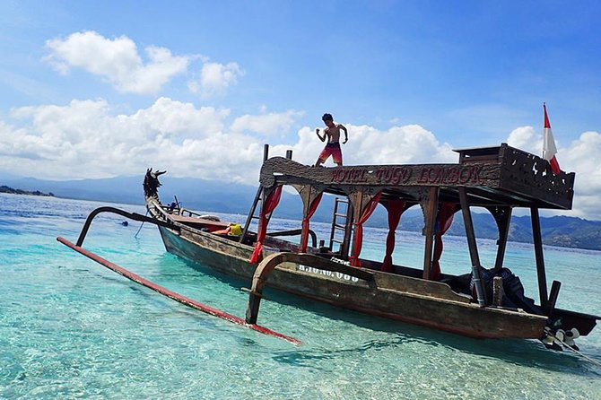 Gili Island Snorkeling Trip
