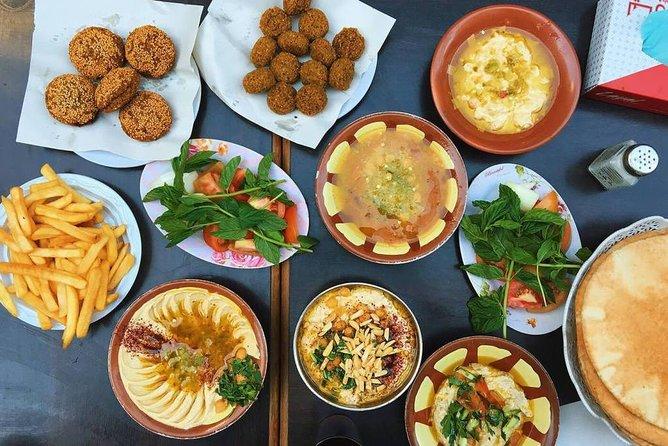 Private Food Tour & Amman City Tour Layover Tour