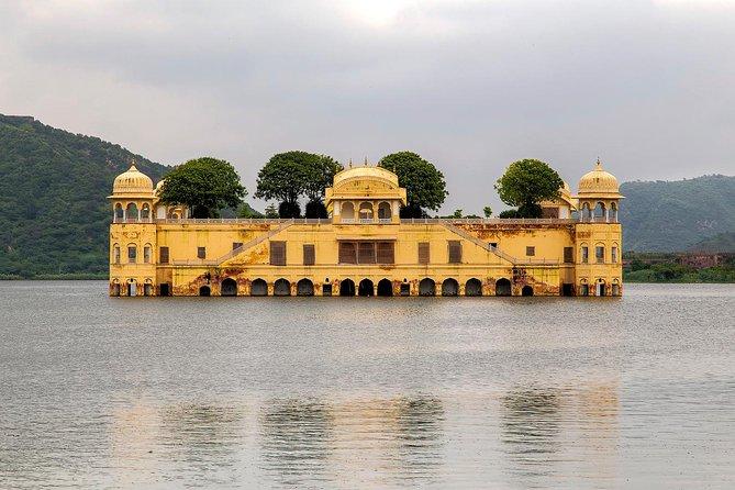 Desierto de Rajasthan y recorrido por el lago: explore Jaipur, Jodhpur y Udaipur