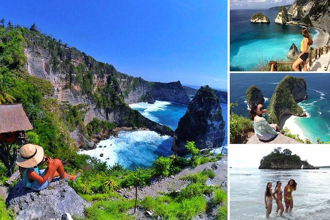 Amazing East and West Nusa Penida Tour - Departure From Bali Island