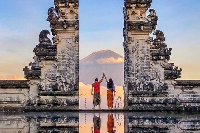 BALI: Shining on Gate of Heaven