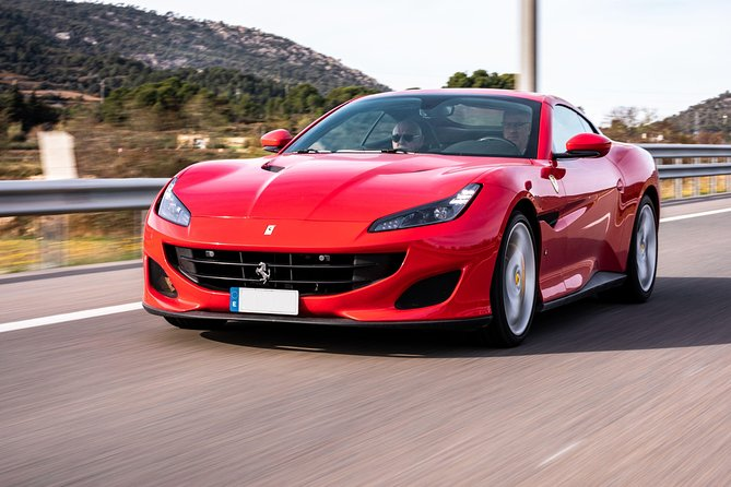 Supercar Driving Experience >> Ferrari Half Day Experience To Montserrat