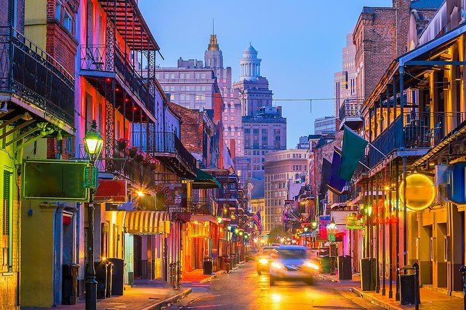 Departure Private Transfer New Orleans to New Orleans MSY or Port by SUV