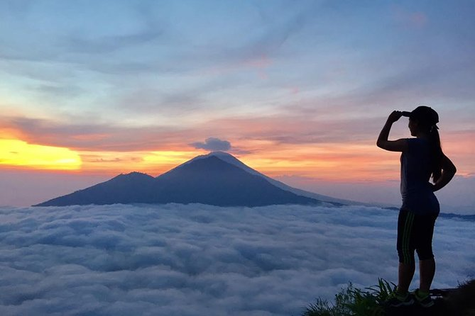 Mount Batur Trekking And Rice Terrace with Hotel Transfer