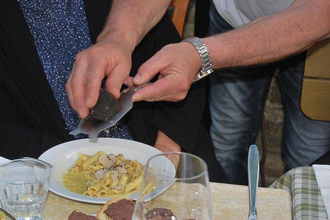 More truffles