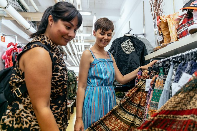 Berlin Private Shopping Tour With a Local Fashionista