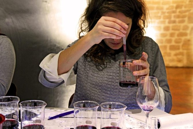 Make Your Own Bottle of Wine in the Center of Paris