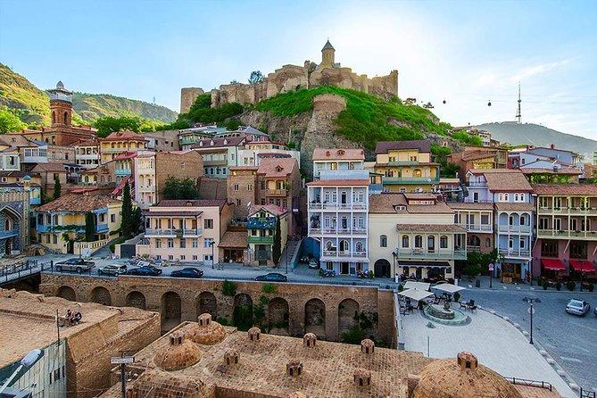 Tbilisi – Walking Tour