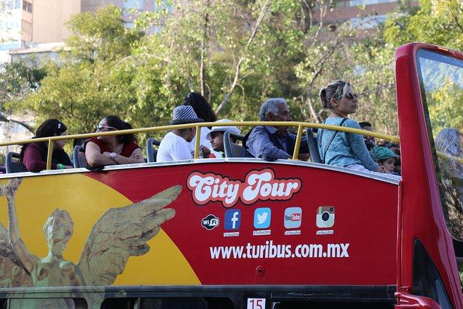 Turibus Hop On - Hop Off Mexico City Tour, Ciudad de Mexico, MEXICO