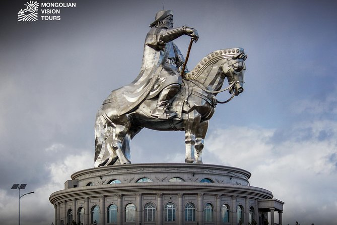 2 Days Chinggis Khaan Statue Complex and Terelj National Park