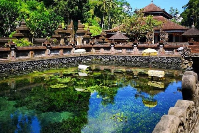 Private Day Tour: Bali Natural Temple Tour with Best Driver