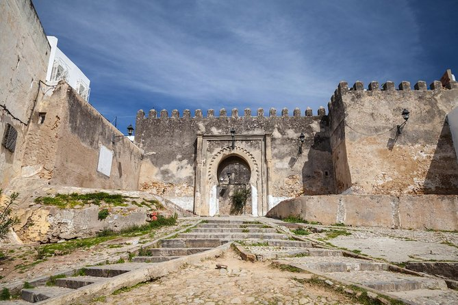 Tangier Direct from Malaga - English Only