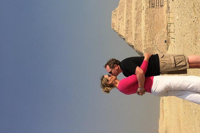Full day tour pyramids of Giza, Saqqara and Memphis