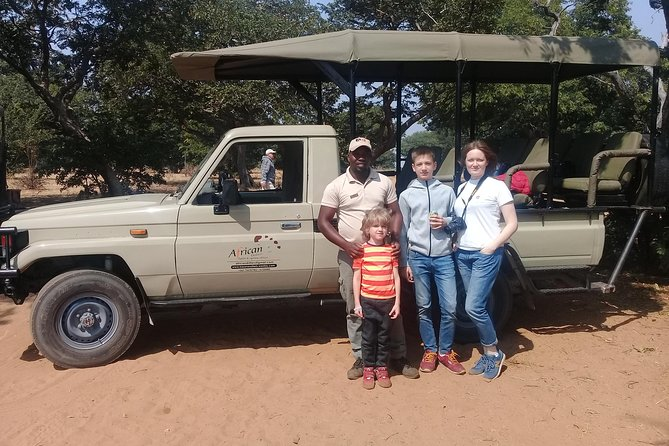 Chobe 3hr Game drive