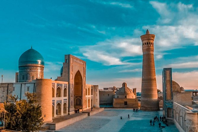 Bukhara: Po-i Kalan